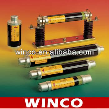 high voltage fuse construction siba high voltage current limited fuse for transformer