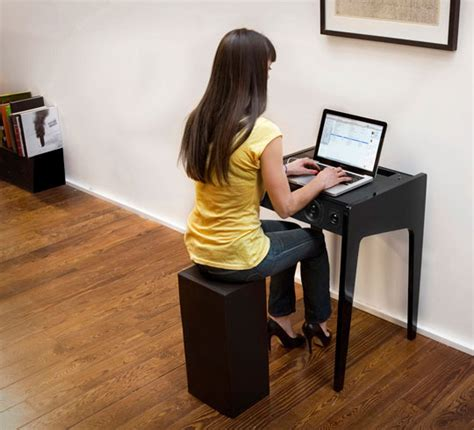 Small Space Luxury La Boite Ld Series Laptop Dock Desks Desks For Small Apartments