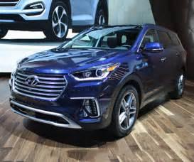 Hyundai Santa Fe 2018 Hyundai Santa Fe Release Date Redesign Sport And Specs