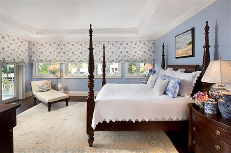 british bedroom private residence in british colonial style traditional