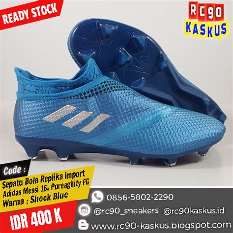 Harga Adidas X16 Futsal rc90 kaskus sepatu bola adidas import