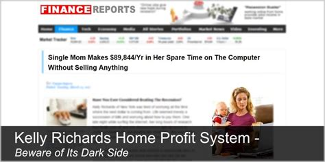 richards home profit system beware of its