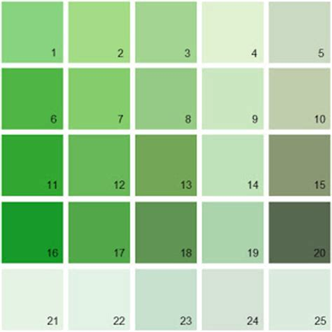 kensington bliss green inspiration adventures in paint selection
