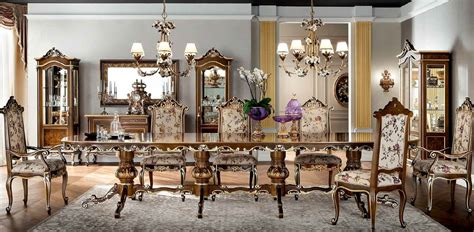 luxurious dining room sets interior design