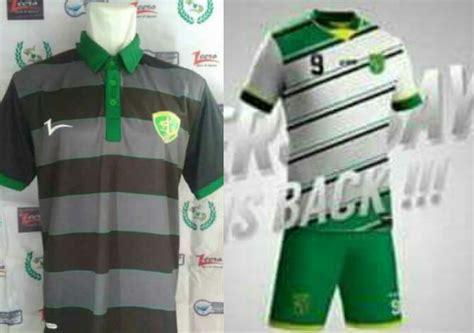 Jersey Persebaya Surabaya Away Liga 2 Gojek Traveloka 2017 Grade Ori O kits persebaya is back by request fts dls pingdo