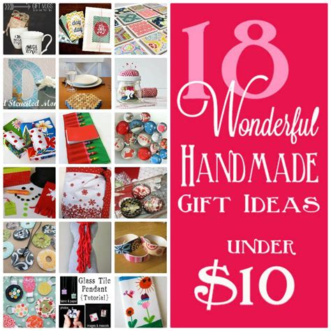 Handmade Gift Ideas - handmade gift ideas 10 that will really want