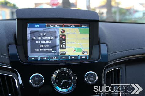 active cabin noise suppression 2006 cadillac cts navigation system first drive 2011 cadillac cts v sedan road test review