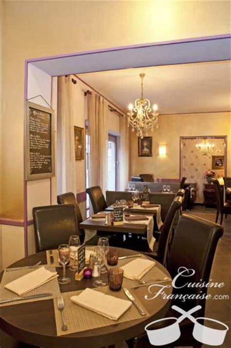 restaurant le troubadour quentin cuisine fran 231 aise