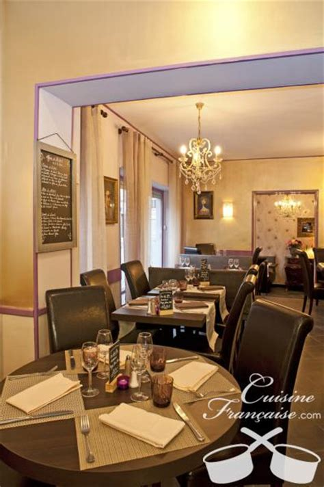 restaurant cuisine fran軋ise restaurant le troubadour quentin cuisine fran 231 aise