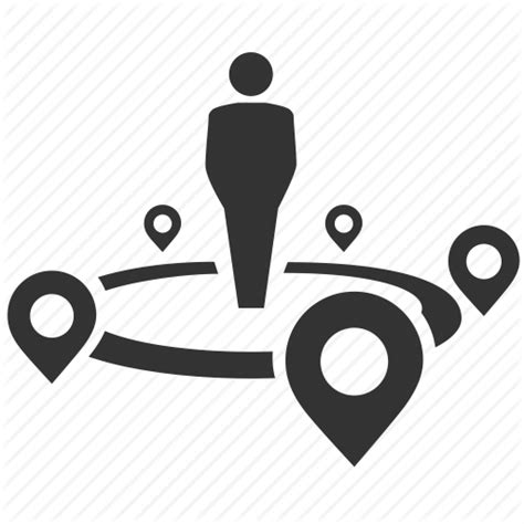 Find Nearby Around Around Me Center Locations Map Nearby Places Icon Icon Search Engine