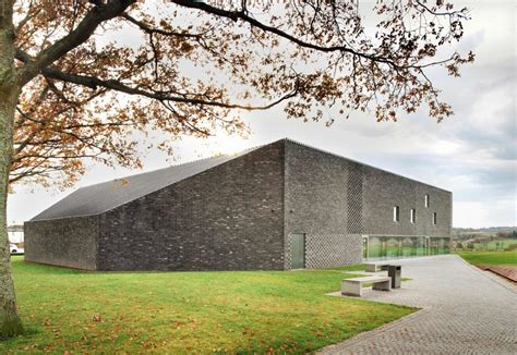 Petersen Tegl by Bannockburn Battlefield Besucherzentrum Schottland