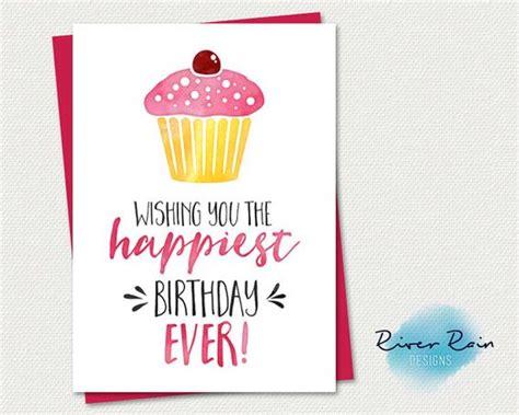 printable birthday cards pdf printable birthday card wishing you the happiest