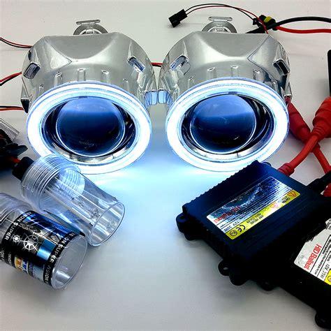 Projector Hid bi xenon hid 2 5inch projector headlight lens ac 35w
