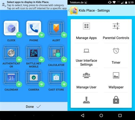 parental controls for android place is a free parental application for android ghacks tech news