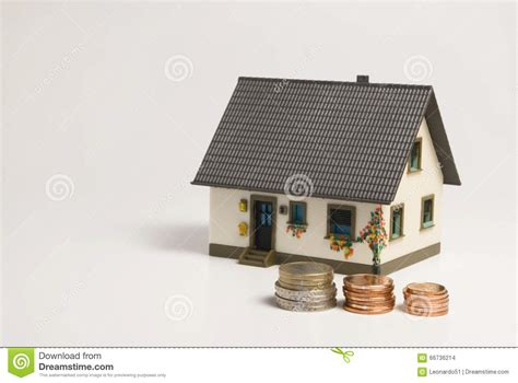 House Financing Stock Photo Image 66736214