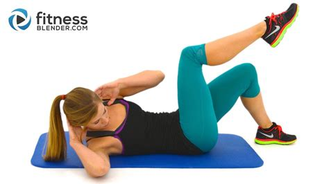 minute abs workout  home abs  obliques exercises   equipment youtube