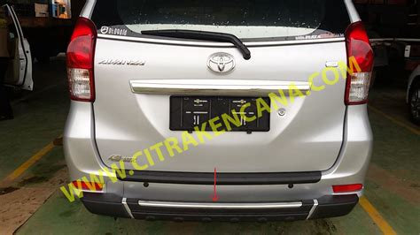 Lu Depan Avanza All New jual tanduk depan all new avanza xenia citra kencana