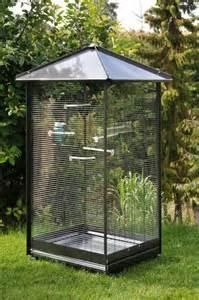 voli 232 re pour perroquet anthracite cage perroquet