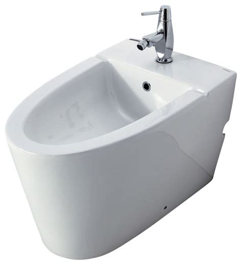 bidet modern modern white ceramic bathroom bidet with elongated seat