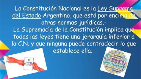 ley 22009 de 11 de mayo del presidente y del gobierno la constituci 243 n nacional esc secundaria gobernador garmendia
