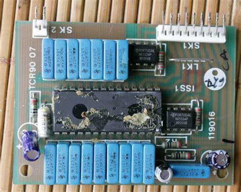 tda1541a decoupling capacitors cambridge audio cd3 cd player tda1541a