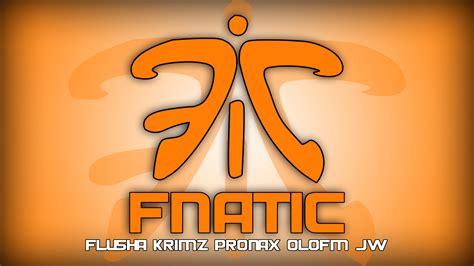 team fnatic cs go hd logo fnatic sign new recruits esprts com