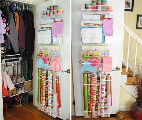 small bedroom storage ideas diy 14 best photos of diy wrapping paper storage diy wall