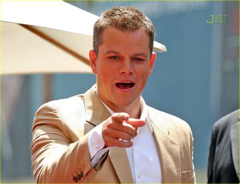 Matt Damon Gets His Walk Of Fame by Matt Damon Gets Walk Of Fame Photo 506021