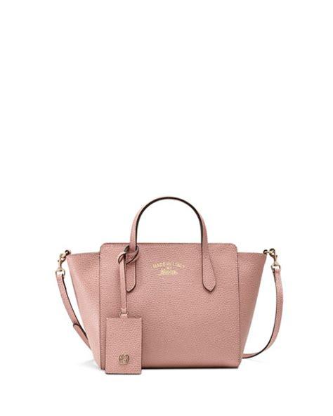 gucci swing bag gucci swing mini crossbody bag light pink