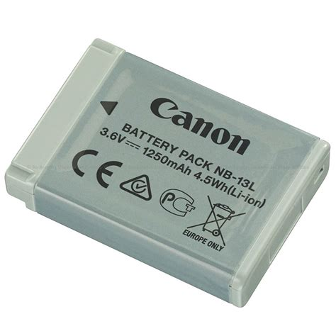 Harga Canon Nb 13l by Canon Nb 13l Battery Pack