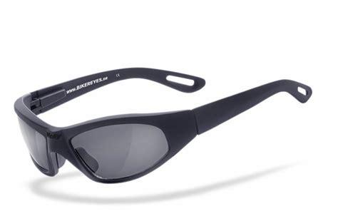 Sonnenbrille Motorrad by Helly Bikereyes Black Smoke Motorrad Sonnenbrille