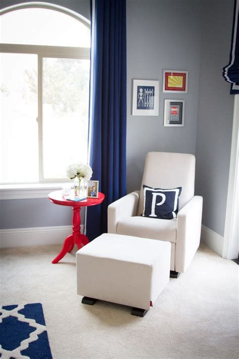 navy curtains boys room 1000 images about made in the usa nursery inspiration on
