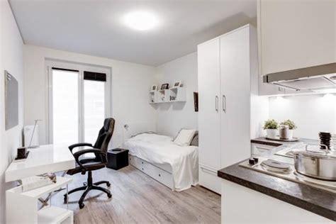 wohnung in hamburg wandsbek vollm 246 bliertes modernes studenten apartment 1 zimmer