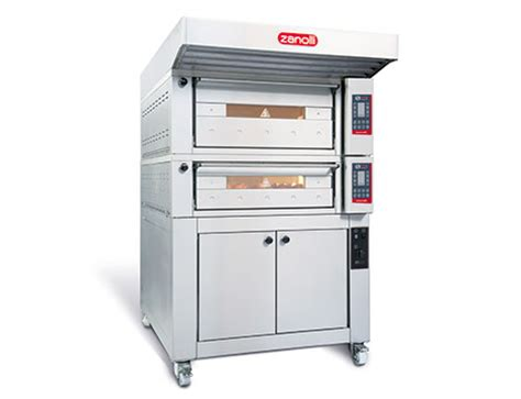 Oven Di electric ovens for pastry bread and pizza teorema