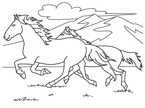 coloring pages printable for free coloring pages free printable horse coloring pages for