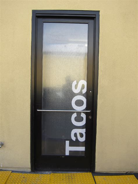 door graphics creative graphics for commercial real estate newport beach ca