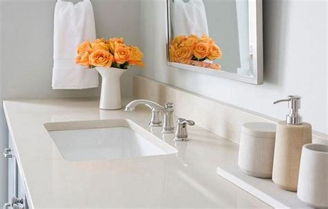 best material for bathroom countertops bathroom countertops 101 the top surface materials