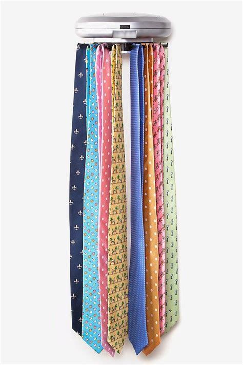 Tie Rack Scarf by Electric Motorized Tie Rack Wall Mounted Tie Belt