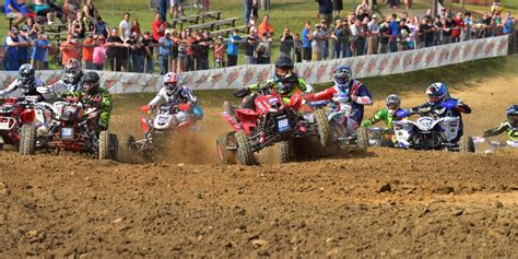 ama atv motocross schedule 2016 atvmx series schedule announcement atv motocross