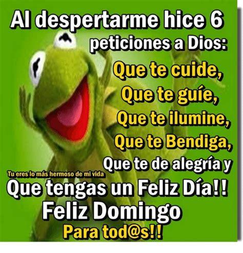 imagenes dios te bendiga este domingo 25 best memes about feliz domingo feliz domingo memes