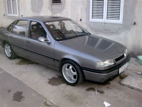 opel omega 1990 image gallery opel vectra 1990