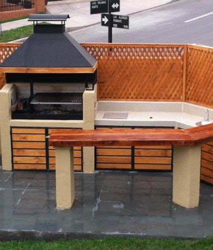 terrazas cobertizos pergolas quinchos decks las 25 mejores ideas sobre cobertizos en pinterest