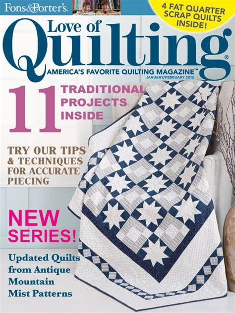 Digital Issue Of Quilting Marchapril 2005 22 best images about magazine features on