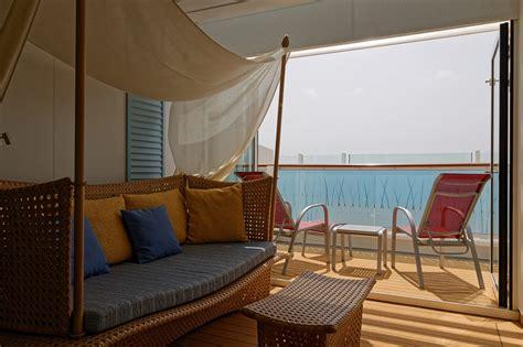 lanai kabine wintergarten und balkon am promendendeck - Balkonkabine Aida Prima