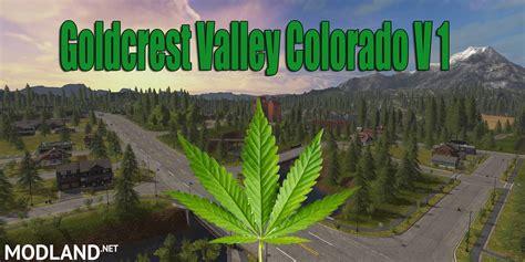 Marijuana Ls by Goldcrest Valley Colorado V1 Mod Farming Simulator 17
