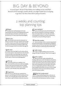 how to plan a wedding infographic holy kaw