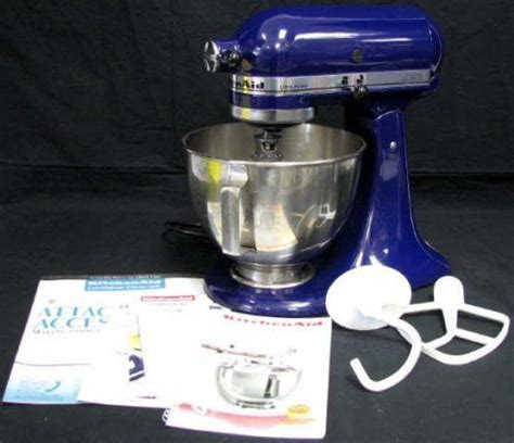 KitchenAid Model KSM90BU Ultra Power Stand Mixer 300 Watt