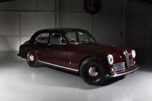 Alfa Romeo 1950 1950 Alfa Romeo 6c 2500 Sport Berlina