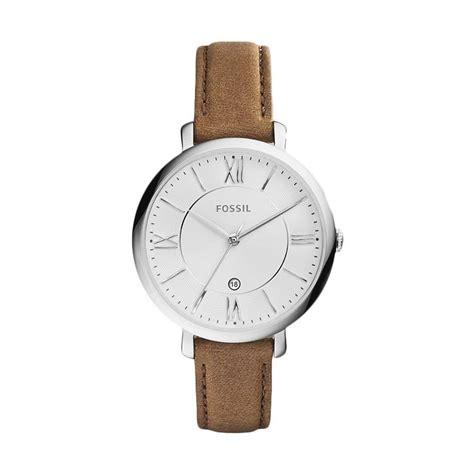 Jam Tangan Fossil Fs014 Brown jual best deal 11 fossil es3708 jam tangan wanita