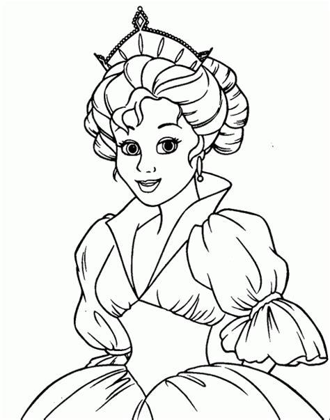 dibujos de princesas para colorear p gina 2 las princesas para colorear dibujos princesas para colorear
